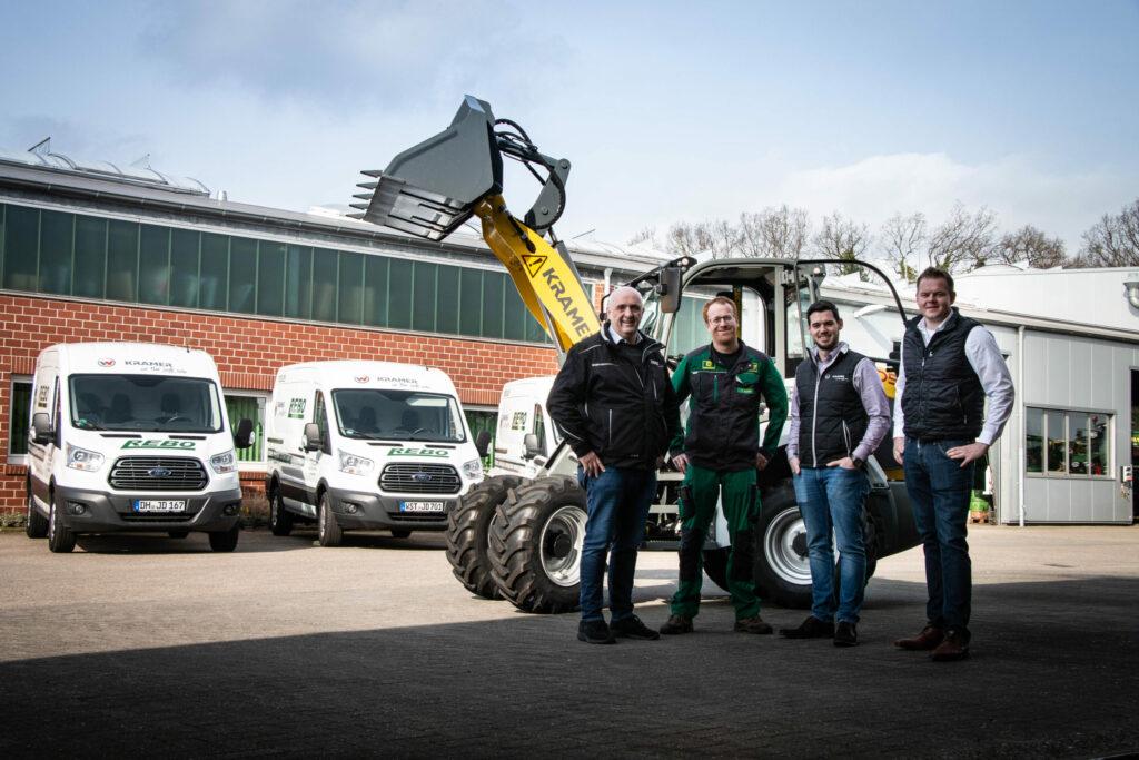 REBO Landmaschinen GmbH Visbek-Rechterfeld.